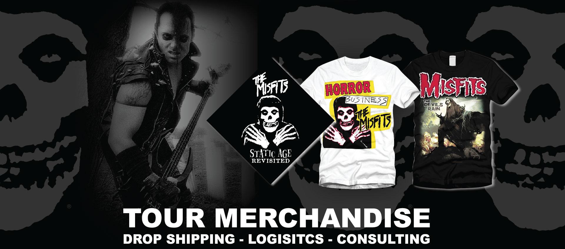 Tour Merchandise