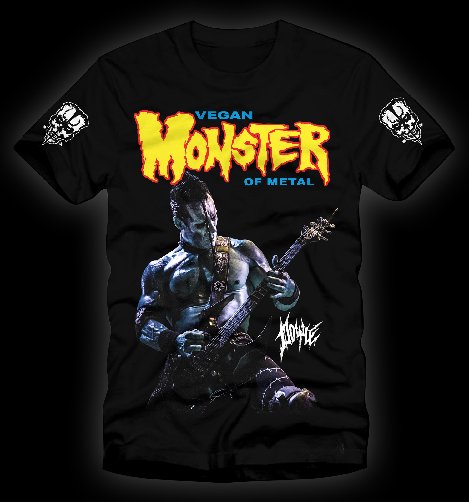 Doyle Vegan Monster Shirt