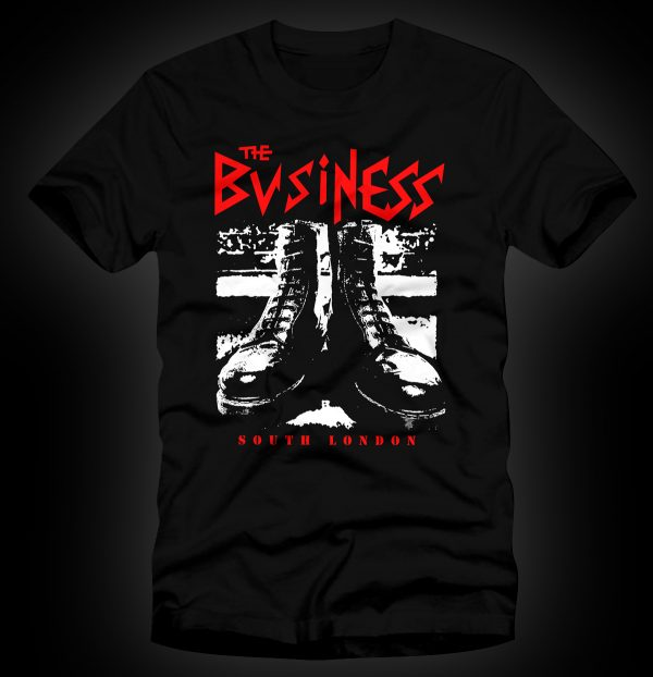 The Business Boots T-Shirt