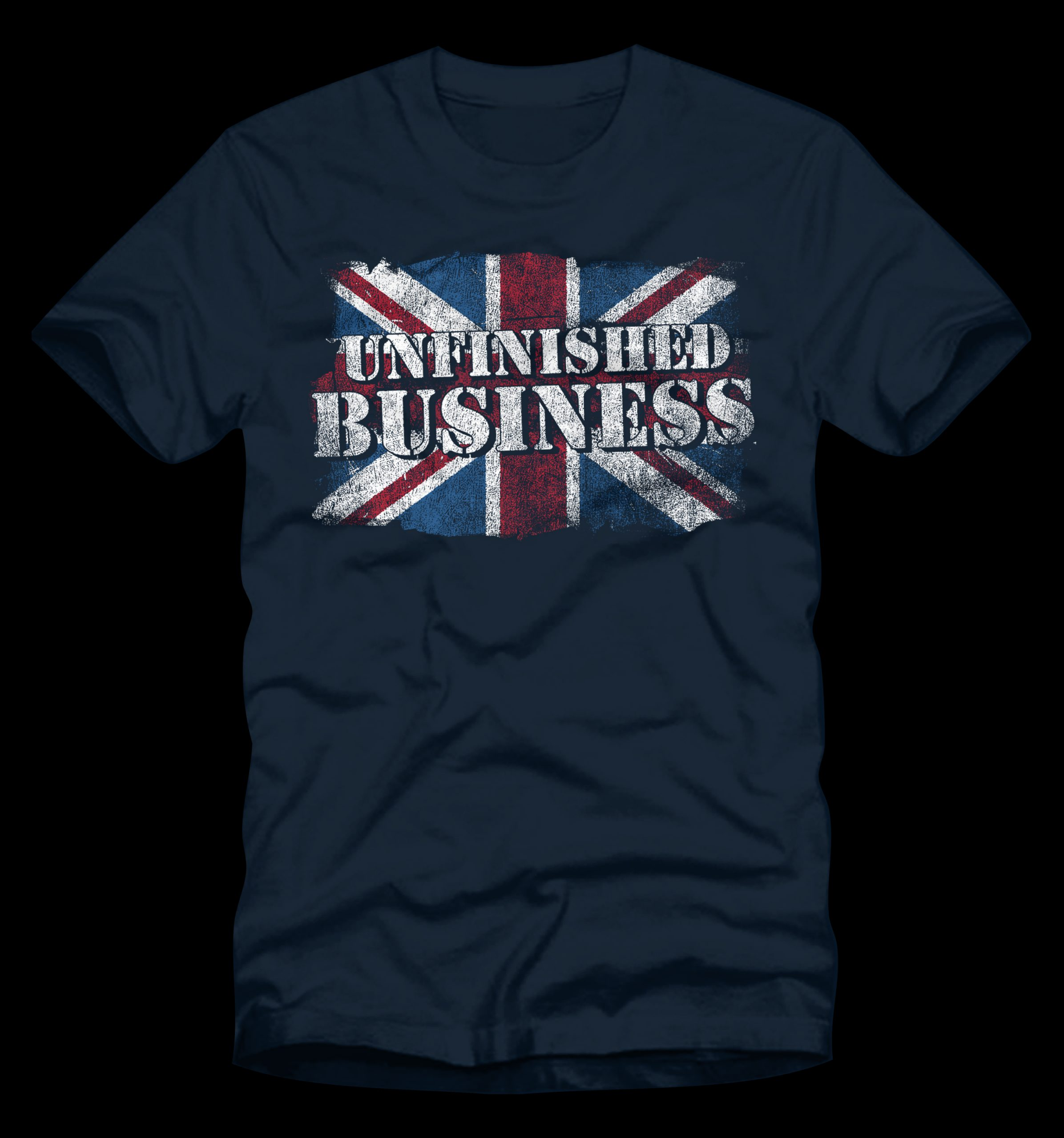The Business Unfinished Business Front T-Shirt